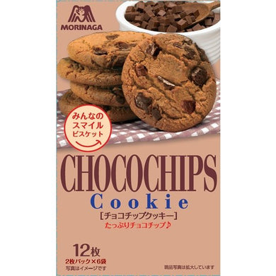 MORINAGA CHOCOLATE CHIP COOKIE