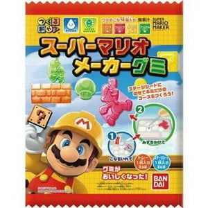 SUPER MARIO MAKER GUMMY