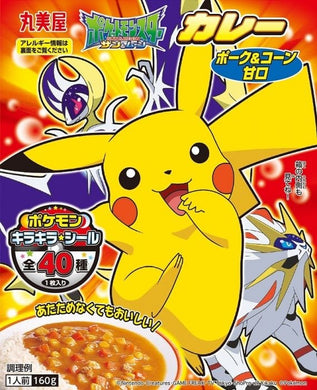 MARUMIYA POKEMON CURRY CORN