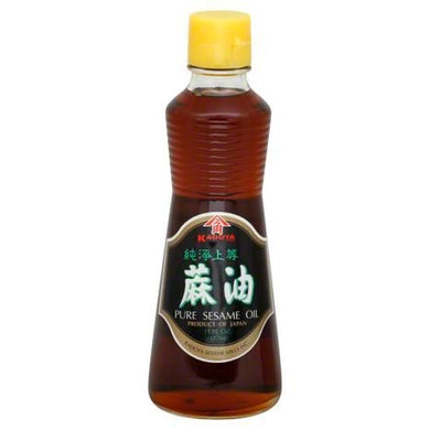 KADOYA PURE SESAME OIL 654ML