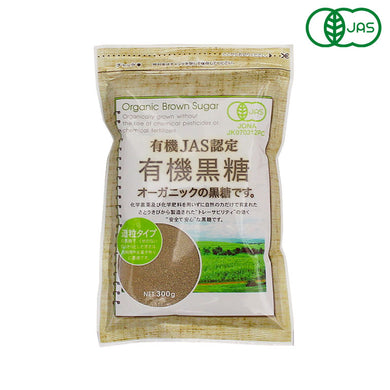YUKI ORGANIC BROWN SUGAR