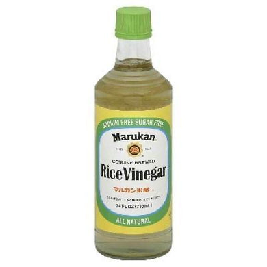 MARUKAN RICE VINEGAR KOMEZU 24 OZ