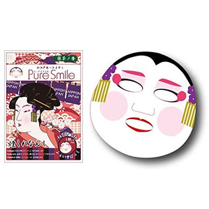 PURE SMILE ART FACE MASK BENI DAYU