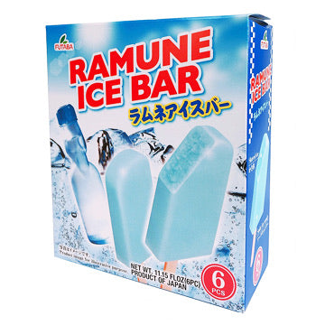 FUTABA RAMUNE ICE BAR 6P