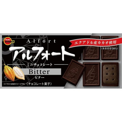 BBN ALFORT MINI CHOCOLATE BITTER