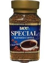UCC SPECIAL BLEND COFFEE JAR 3.53Z