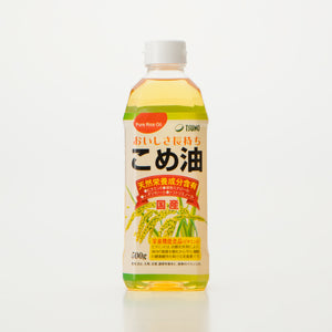 TSUNO RICE OIL 750G