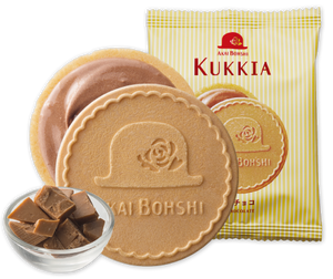 TIVON KUKKIA ASSORTED COOKIE 12P