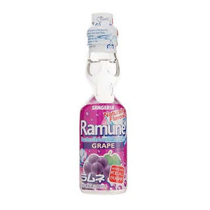 SANGARIA RAMUNE GRAPE 6.76OZ