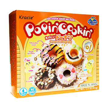 KRACIE POPIN COOKIN DONUTS