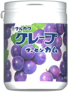 MARUKAWA SEIKA GRAPE MARBLE GUM 130GR