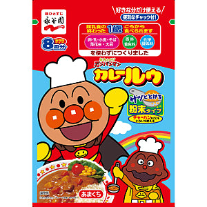 ANPANMAN CURRY ROUX