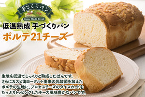 FUJI NATURAL PORUTE21 CHEESE BREAD