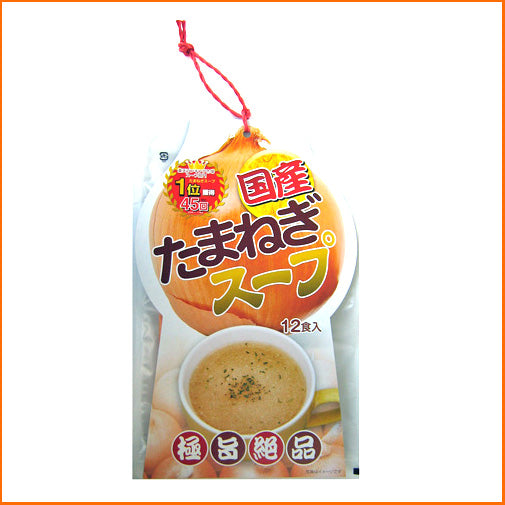 KOKUSAN TAMANEGI ONION SOUP 12PC