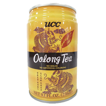 UCC OOLONG TEA CAN