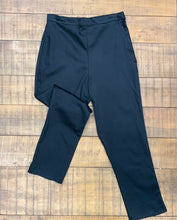 Load image into Gallery viewer, RELOVED- STOP STARING CIGARETTE PANTS- MEDIUM