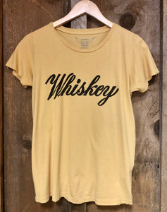 BANDIT BRAND- WHISKEY WOMENS TEE