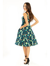 Load image into Gallery viewer, MISS LULO- CACTUS SWING DRESS