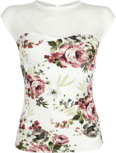 Load image into Gallery viewer, STEADY- FLORAL TOP