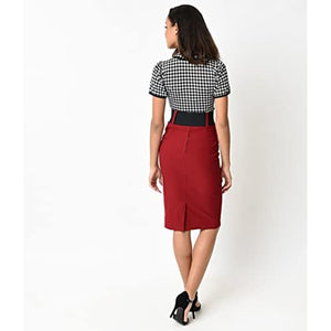 STEADY CLOTHING- PENCIL SKIRT