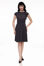 Load image into Gallery viewer, RETROLICIOUS BRIDGET-  BOMBSHELL DRESS POLKA DOT