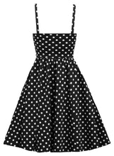 Load image into Gallery viewer, DOUBLE TROUBLE- POLKA DOT DRESS