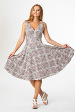 Load image into Gallery viewer, EVA ROSE- GRAY BOUCLE DRESS