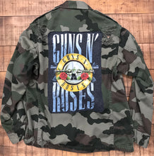 Load image into Gallery viewer, RELOVED- GUNS & ROSES JACKET