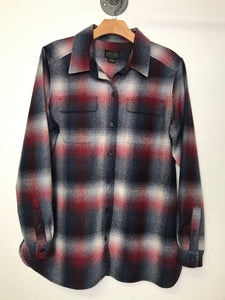 RELOVED- PENDLETON PLAIDS- LARGE