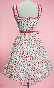 HEART OF HAUTE- SADIE STRAWBERRY DRESS