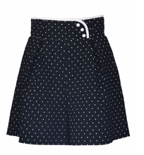 Load image into Gallery viewer, VOODOO VIXEN- POLKA DOT HIGH WAISTED SHORTS