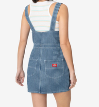 Load image into Gallery viewer, DICKIES- ANTIQUE DENIM OVERALL DRESS