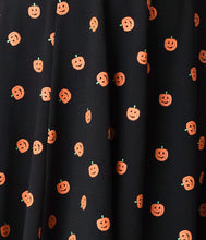 Load image into Gallery viewer, UNIQUE VINTAGE- PUMPKIN DRESS