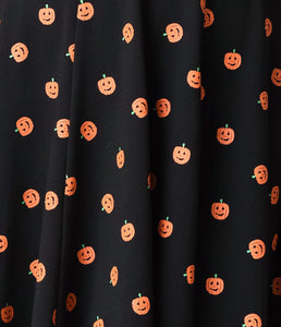 UNIQUE VINTAGE- PUMPKIN DRESS