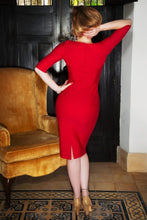 Load image into Gallery viewer, VINTAGE DIVA - SARAH PENCIL DRESS