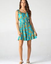 Load image into Gallery viewer, ANGIE- SMOCKED WAIST DRESS