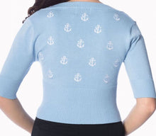 Load image into Gallery viewer, BANNED APPAREL- ANCHOR CARDIGAN