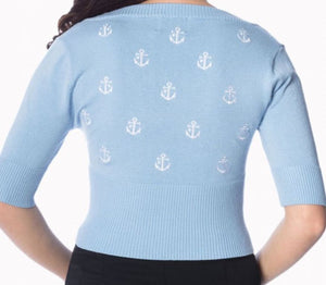 BANNED APPAREL- ANCHOR CARDIGAN