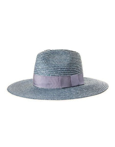 BRIXTON- JOANNA HAT 100% WHEAT STRAW