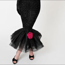Load image into Gallery viewer, UNIQUE VINTAGE x BARBIE EVENING GOWN