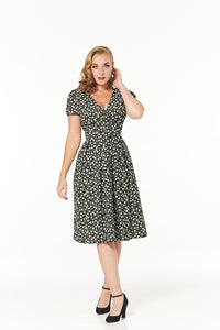 TIMELESS SHEEN- EMANI DRESS