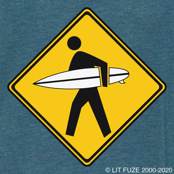 LIT FUZE Shortboard Surfer Xing Copyright LIT FUZE 2000-2020 All Rights Reserved