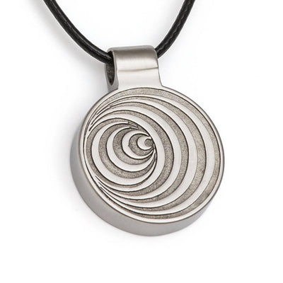 Pendant Nu-Me Skinny Stainless Steel Impact - Simply Natural Home