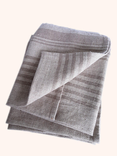Linen Tea Towel Set Linum Natural