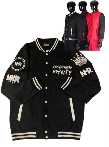 NHR Letterman Jacket