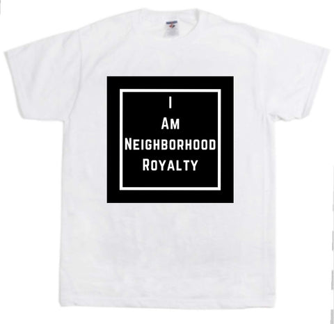 """I Am NHR"" T-Shirt Men"