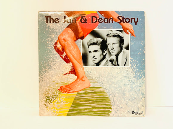 The Jan & Dean Story LP Record