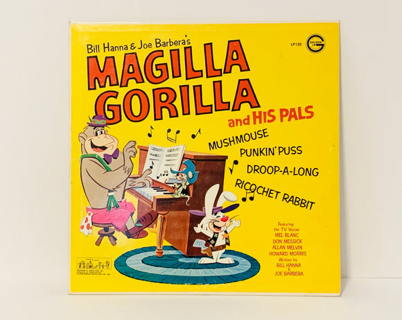 1964 Magilla Gorilla and His Pals, Golden LP Record