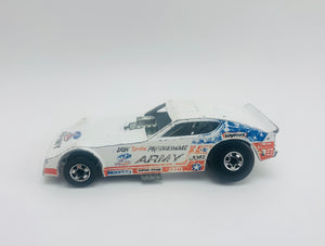 1977 Original Army Funny Car, Hotwheels