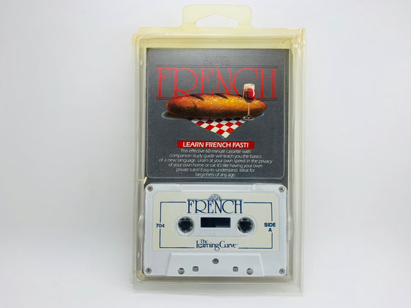 SOLD! 1980's Learn French Fast Cassette